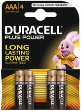 Batterie Alkaline Duracell PLUS POWER Micro (AAA - 4er)