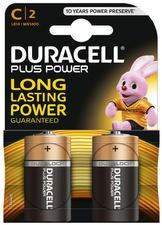 Batterie Alkaline Duracell PLUS POWER Baby (C - 2er)