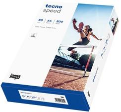 tecno Multifunktionspapier speed A4 (80g/m²)