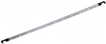 LEITZ Hängeschiene aus Metall (Länge: A4)