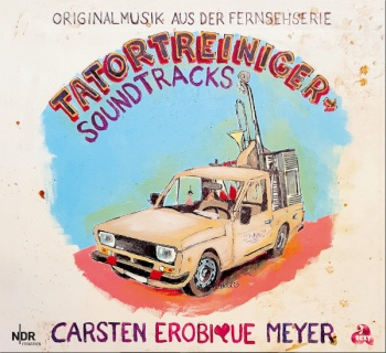 Erobique - Tatortreiniger Soundtracks (Audio CD)