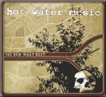 Hot Water Music - The New What Next (LP)