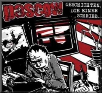 Pascow - Geschichten, die einer schrieb (LP + MP3)