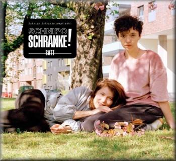 Schnipo Schranke - Satt (Audio CD)
