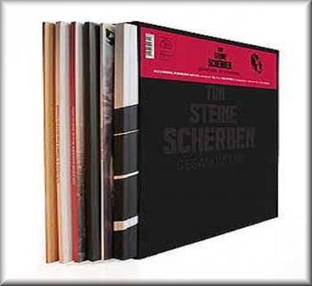 Ton Steine Scherben - Gesamtwerk-Die Studioalben (8LP)