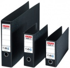 herlitz Ordner max.file A3 quer (schwarz - 75mm)