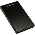 LC-Power Gehäuse LC-25U3-Becrux für SATA-HDD & SSD (2,5