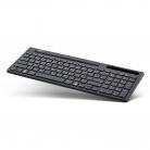 InLine Keyboard Aluminium Bluetooth (4in1 - schwarz)