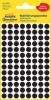 AVERY Zweckform Markierungspunkte 3010 (Durchm. 8mm - rot)