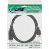 InLine DisplayPort zu HDMI Konverter Kabel (schwarz - 2m)