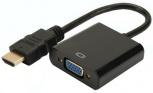 DIGITUS Dongle Konverter (HDMI zu VGA)