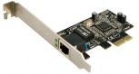 LogiLink PCI Express Gigabit Ethernet RJ45 Netzwerkadapter