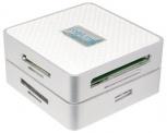 LogiLink USB 3.0 Card Reader All-in-1 (weiß)