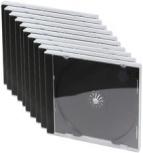 LogiLink CD-Leerhülle (Jewel Case)