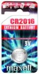 maxell Knopfzelle Lithium CR1620 (3V - 1er-Blister)