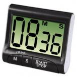 xavax Kurzzeitwecker Countdown (digital - schwarz)
