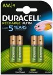 Akku Duracell Recharge Ultra Micro(AAA - 4er)