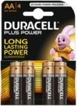 Batterie Alkaline Duracell PLUS POWER Mignon (AA - 4er)