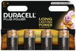 Batterie Alkaline Duracell Baby (C - 4er)