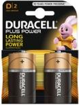 Batterie Alkaline Duracell PLUS POWER Mono (D - 2er)