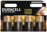 Batterie Alkaline Duracell PLUS POWER Mono (D - 4er)