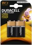DURACELL Alkaline Batterie PLUS POWER E-Block (9V - 2er)
