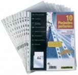 Elba Prospekthüllen 11-fach Lochung (DIN A4 - PP - klar)