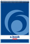 herlitz Collegeblock x.book (DIN A5 - 50 Blatt - liniert)