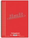 Limit Collegeblock (DIN A4 - 80 Blatt - kariert)