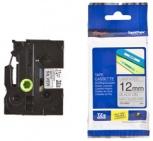 Brother Schriftbandkassette TZe-231 (12 mm - weiß/schwarz)