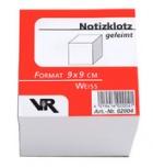 VIKTOR RICHTER Zettelboxeinlagen holzfrei (90 x 90mm)