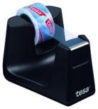 tesa Tischabroller Smart ecoLogo (bestückt - schwarz)