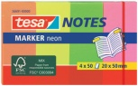 tesa Marker Notes Haftmarker (Neon - 50x20mm)
