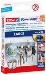 tesa Powerstrips LARGE (max. 2,0kg)