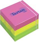Tartan Haftnotizen Neon (76 x 76mm)