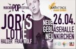 Ticket - 9KIRCHER POP FESTIVAL 2019 (26.04.2019 - Neunkirche)