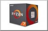 AMD Prozessor Ryzen 7 - 1700 (8 x 3.00GHz - boxed mit Wraith Spire)