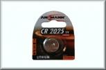 ANSMANN Knopfzelle Lithium CR2025 (3V - 1er-Blister)