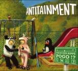 Antitainment - Nach der Kippe Pogo!? (LP - Coloured Vinyl - Gold)
