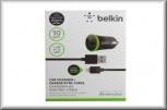 Belkin KFZ-Ladegerät F8J078BT04 (black)