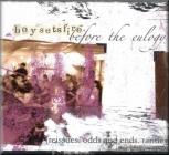 Boysetsfire - Before the Eulogy (Audio CD)