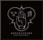 Boysetsfire - While a Nation Sleeps (LP)