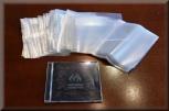 CD Schutzhülle aus PE (für Jewel Case)