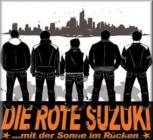 Die Rote Suzuki – Mit der Sonne im Rücken (LP)