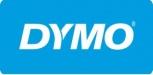 Dymo Schriftbandkassette D1 (19mm - weiß/transparent)