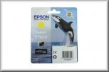 Epson Tintenpatrone T76044010 (25,9ml - yellow)
