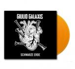 """Giulio Galaxis - Schwarze Erde (EP - Vinyl 7"""")"""