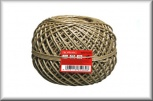 herlitz Verpackungs-Kordel aus PP (braun - 80m)