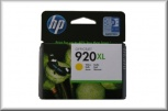 HP Tintenpatrone No 920y XL CD974AE (yellow)
