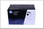 HP Toner CE505XD (black)